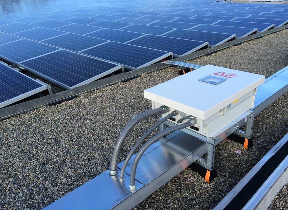 photo of the month december rh purepower com Wiring 24 Volt Solar Panel Wiring -Diagram RV Solar System