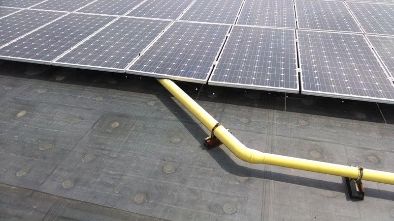 Module-over-pipe