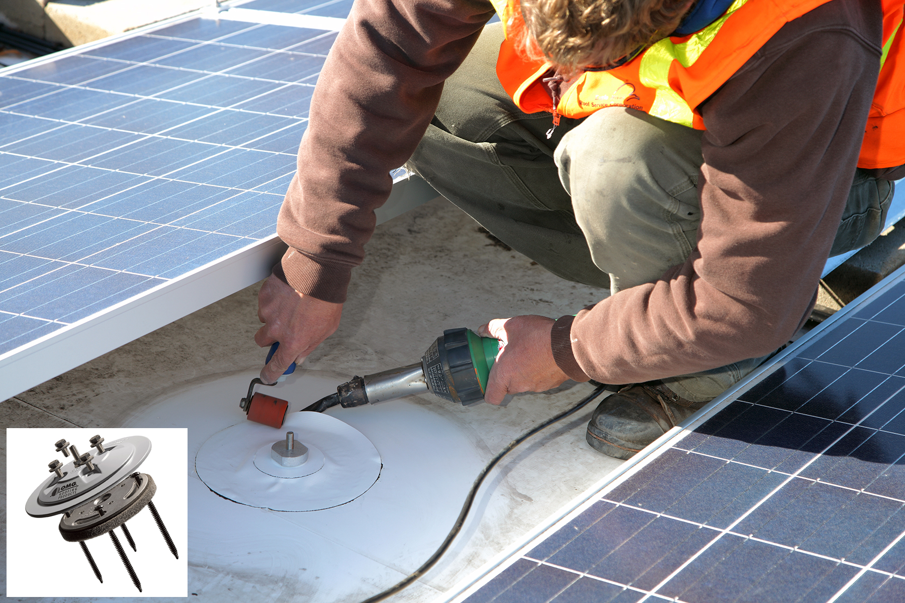 Roof-Mounted Solar: Structural and Waterproofing Considerations in C&I Applications